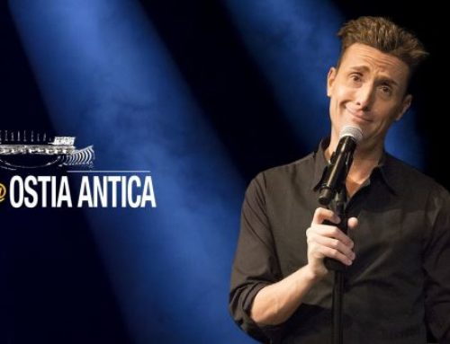 PINTUS – aperta ad Ostia la stagione comica di Italia 1