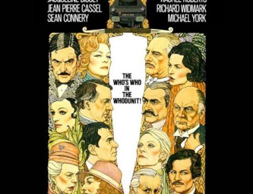 MURDER ON THE ORIENT EXPRESS – Premio Oscar ad Ingrid Bergman