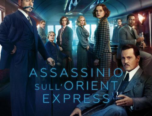 ASSASSINIO SULL'ORIENT EXPRESS – il I anniversario del secondo remake dell'opera di Agatha Christie