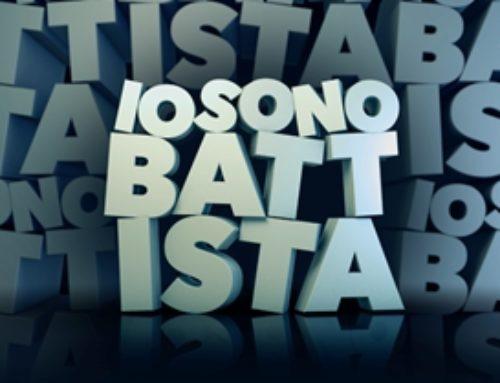 IO SONO BATTISTA – one man show del mattatore capitolino a Torino