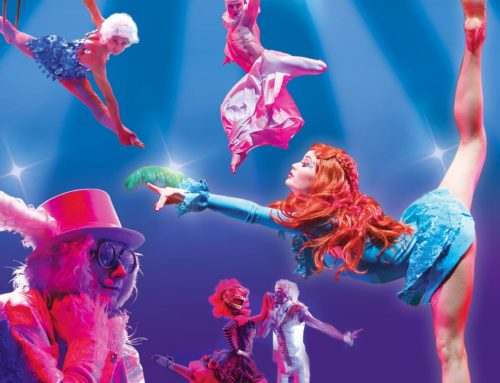 ALICE IN WONDERLAND – la tappa romana dell'European Tour