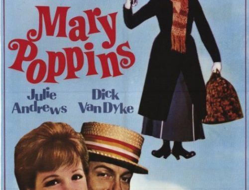 MARY POPPINS – Miglior colonna sonora e migliori effetti speciali agli Oscars del 1965