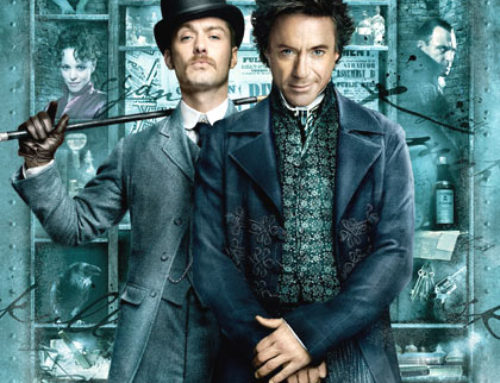 SHERLOCK HOLMES – una storia frizzante avvolta dal mistero