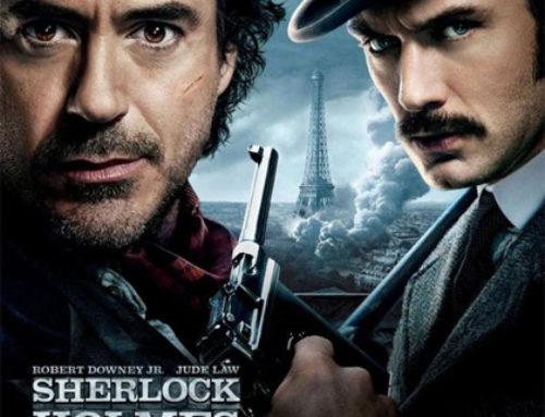 SHERLOCK HOLMES II – Golden Trailer Award per Miglior spot TV d'azione