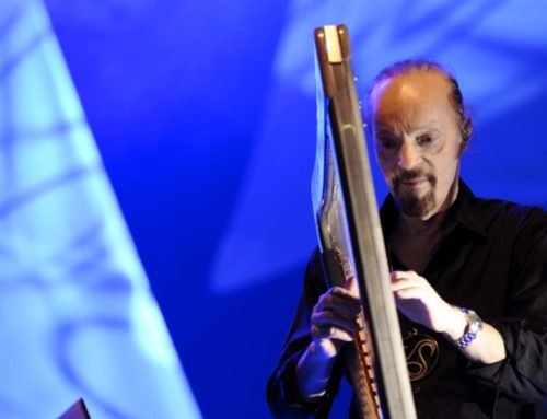 HUMAN KELT TOUR – Alan Stivell Electric Band dal 21 Marzo in Italia