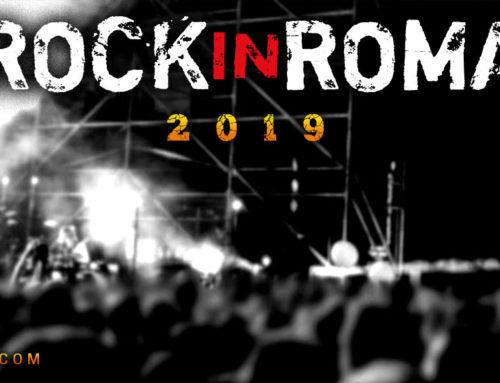 ROCK IN ROMA 2019 – il cantautore Franco 126 nella prima data estiva del suo tour