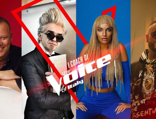 THE VOICE OF ITALY – al via le blind auditions della sesta edizione