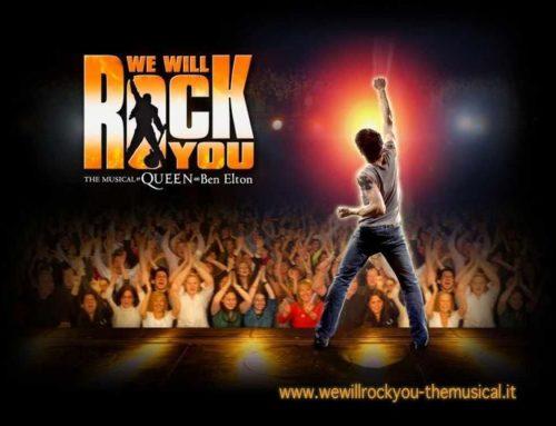 WE WILL ROCK YOU – il gran finale
