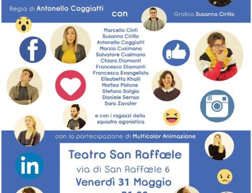 SOCIAL – lo spettacolo di beneficenza in memoria di Gaia Trimarchi