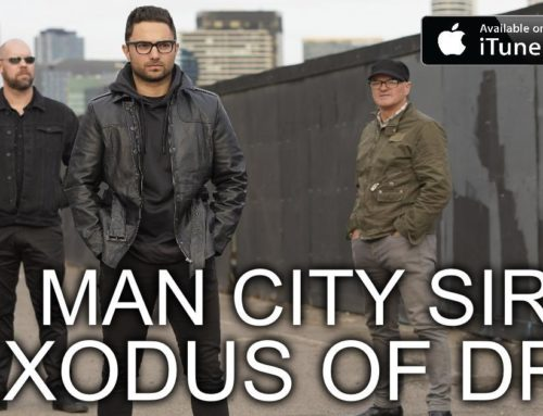 EXODUS OF DREAMS – il nuovo disco dei Man City Sirens