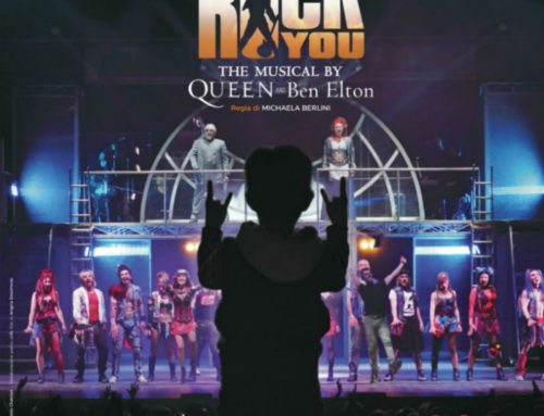 WE WILL ROCK YOU – nuova stagione per il Musical dell'anno
