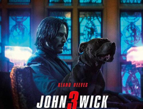 JOHN WICK III – se vuoi la pace, prepara la guerra