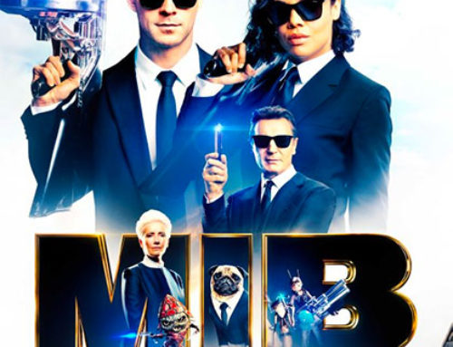 MEN IN BLACK: INTERNATIONAL – lo spinoff della saga fantascientifica