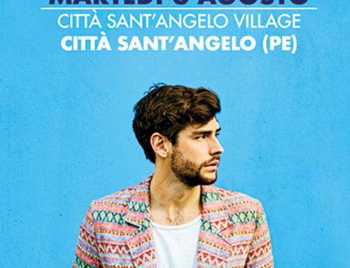 #LIVEFESTIVAL3 – Alvaro Soler sul palco dell'Outlet angolano