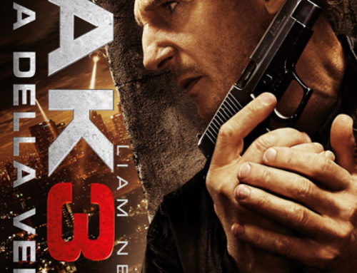 TAKEN 3 – People's Choice Award per  Miglior Film Thriller