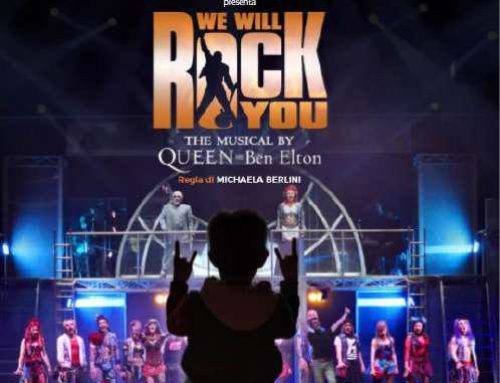 WE WILL ROCK YOU – al via la nuova stagione