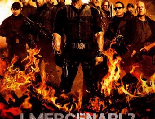 I MERCENARI 2 – l'inossidabile freschezza della squadra combattiva di Stallone