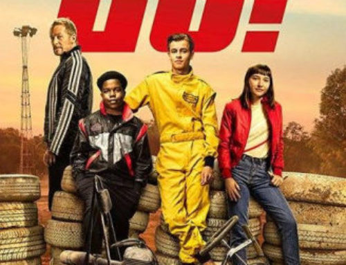 GO-KART – il primo film australiano targato Netflix