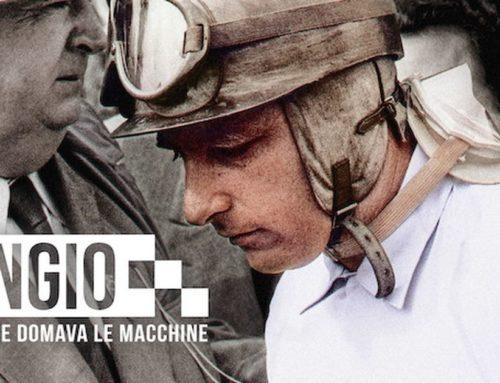 FANGIO, L'UOMO CHE DOMAVA LE MACCHINE – la storia di un uomo divenuto leggenda